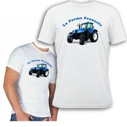 new holland tee shirt personnalis ebay. Black Bedroom Furniture Sets. Home Design Ideas
