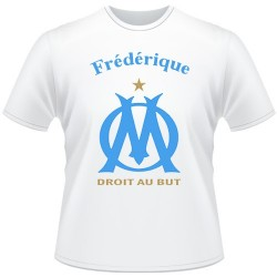 T-shirt foot supporters OM