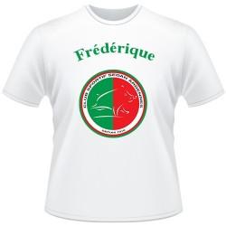 T-shirt foot supporters Sedan